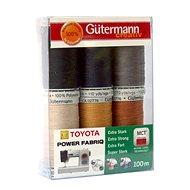 Toyota Sewing Threads for Power FabriQ Series - Set