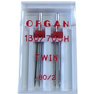 Organ Needles TWIN - double needle - Accessories