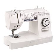 Toyota Super Jeans J34W - Sewing Machine