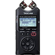 Tascam DR-40X - Digital Voice Recorder