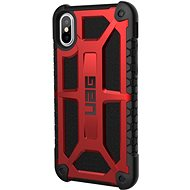 UAG Monarch Case Crimson iPhone X - Mobile Case