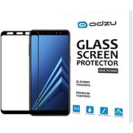Odzu Glass Screen Protector E2E Samsung Galaxy A8 2018 - Glass protector
