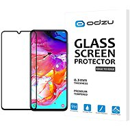 Odzu Glass Screen Protector E2E Samsung Galaxy A70 - Glass protector