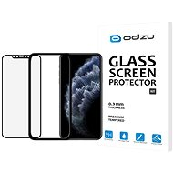 Odzu Glass Screen Protector E2E Kit for iPhone 11 Max/XS Max - Glass protector