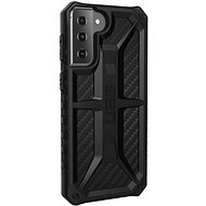 UAG Monarch Carbon for Samsung Galaxy S21+ - Mobile Case