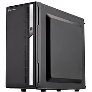 SilverStone CS380 Black - PC Case