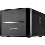 SilverStone CS280 Black - PC Case