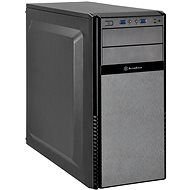 SilverStone Precision PS11B-Q Black - PC Case
