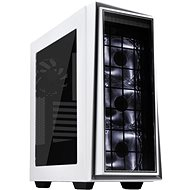 SilverStone Redline RL06WS-PRO White/Black - PC Case