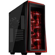 SilverStone Redline RL06BR-GP Black and Red - PC Case