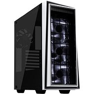 SilverStone Redline RL06WS-GP Black and White - PC Case