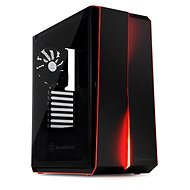 SilverStone Redline RL07B-G, black - PC Case