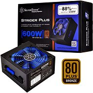 SilverStone Strider Plus Series ST60F-PB - PC Power Supply