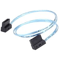 SilverStone CP11 SATA III 90° 300mm - Data cable