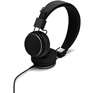Urbanears Plattan II Black - Headphones with Mic