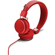 Urbanears Plattan II Red - Headphones with Mic