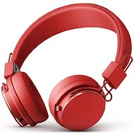 Urbanears Plattan II BT Red - Headphones with Mic