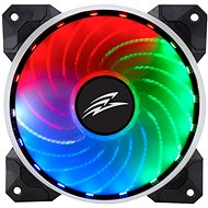 EVOLVEO 12R1R Rainbow RGB LED 120mm PWM - PC Fan