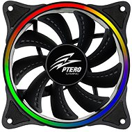 EVOLVEO Ptero FR1 Rainbow 5V RGB LED 120mm - PC Fan
