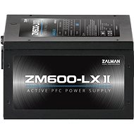 Zalman ZM600-LX - PC Power Supply