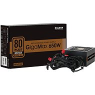 Zalman GigaMax ZM650-GVII - PC Power Supply