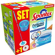 SPONTEX Full Action System (+ abrasive replacement free of charge) - Mop