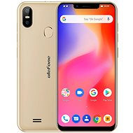 UleFone S10 Pro Gold - Mobile Phone