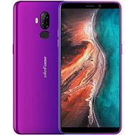 UleFone P6000 Plus purple - Mobile Phone