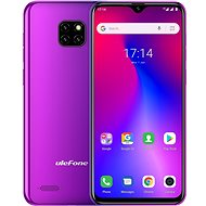 UleFone Note 7 violet - Mobile Phone