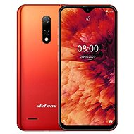 UleFone Note 8P Dual SIM Orange - Mobile Phone