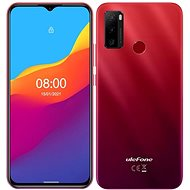 UleFone Note 10 Red - Mobile Phone