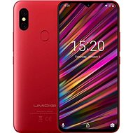 UMIDIGI F1 Play red - Mobile Phone