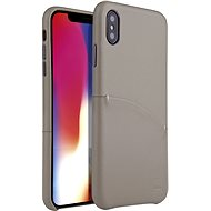 Uniq Duffle Hybrid, iPhone Xs Max, Sierra - Mobile Case