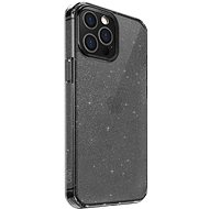 Uniq Hybrid for iPhone 12 Pro Max, LifePro Tinsel Antimicrobial - Vapour Smoke - Mobile Case