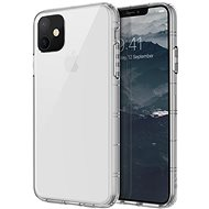 Uniq Hybrid AirFender for the iPhone 11, Nude Clear - Mobile Case