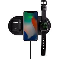 Uniq Aereo 3-in-1 Charcoal - Wireless Charger
