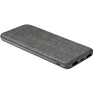 Uniq Fuele Canvas 10000mAh Velvet Mist grey - Powerbank