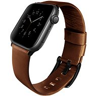 Uniq Mondain for Apple Watch 44mm Sepia Brown - Watch band
