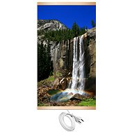 UNITY energy-saving infrared heating panel waterfall - Electric Heater