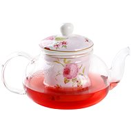 UTC Tea pot with 0.6L glass / porcelain filter - Teapot