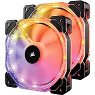 Corsair HD140 2-pack RGB LED - Fan