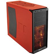 Corsair 230T Graphite Series orange - PC Case