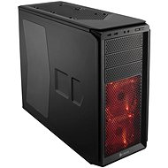 Corsair 230T Graphite Series Black with transparent side panel - PC Case