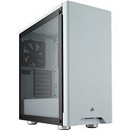 Corsair 275R Carbide Series Tempered Glass White - PC Case