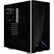 Corsair Carbide Series SPEC-06 RGB Tempered Glass  Black - PC Case