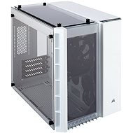 Corsair Crystal Series 280X Tempered Glass, White - PC Case