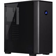 Corsair Carbide Series 175R RGB Tempered Glass, Black - PC Case