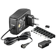 Universal 230V/3-12V DC 1500mA - Power Adapter