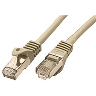 OEM S/FTP patch cable Cat 7, with RJ45 connectors, LSOH, 1m - Network Cable