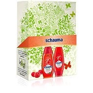 SCHWARZKOPF SCHAUMA Nature Moments Raspberry Cassette - Gift Set